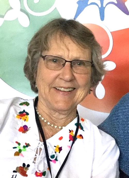 Joan Rebmann Condon, MA