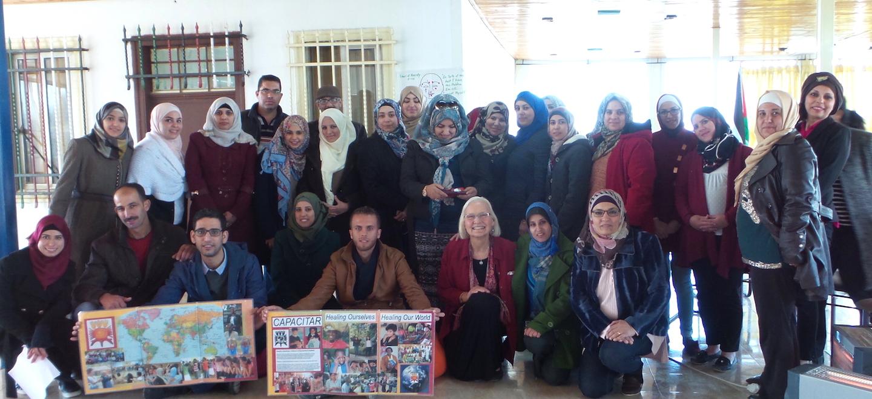 Ramallah Training