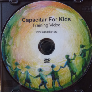 Digital Video: Capacitar for Kids (physical DVD)